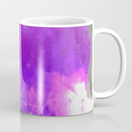 Crystalline Structure Coffee Mug