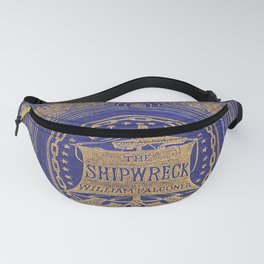 The Shipwreck Book Fanny Pack