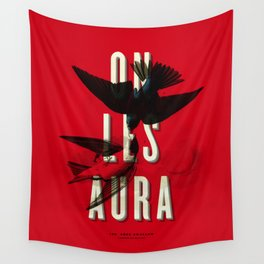 ON LES AURA Wall Tapestry