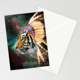 Fight For What You Love (Chief of Dreams: Tiger) Tribe Series Stationery Cards