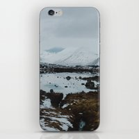 scotland iPhone & iPod Skins featuring Glencoe, Scotland by Diana Eastman