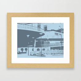 Bridge 26 Framed Art Print