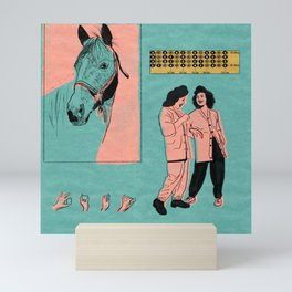 Pachuca Sketchbook no. 1 Mini Art Print