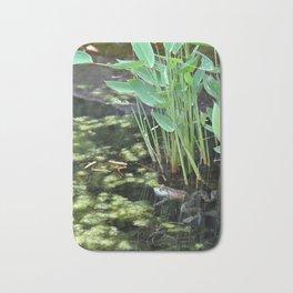 American Bullfrog Bath Mat