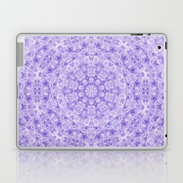 Violet Aquatica Kaleido Laptop & iPad Skin