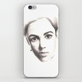 edie the great... iPhone Skin