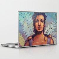 roman Laptop & iPad Skins featuring Roman by ashurcollective
