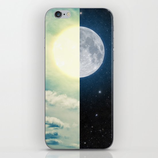 As each day ends... iPhone & iPod Skin