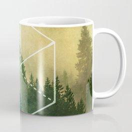 The Elements Geometric Nature Element of Earth Coffee Mug