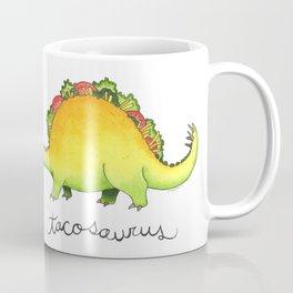 Tacosaurus Coffee Mug