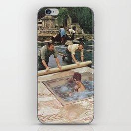 Modesty iPhone Skin