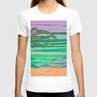 island T-shirts featuring Island by Katilinova