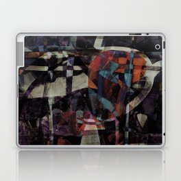 disquiet twenty five (I'm absent from the place I ought to be) Laptop & iPad Skin