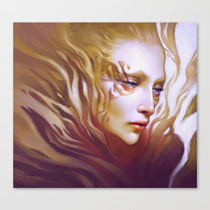 Felis Canvas Print