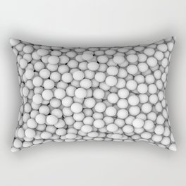 Golf balls Rectangular Pillow