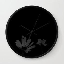 Void Couture Dark Wall Clock