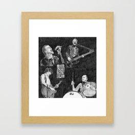 OLP Framed Art Print