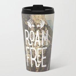 Roam Free - Yosemite Travel Mug