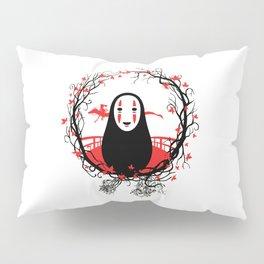 Mononoke Mask Pillow Sham