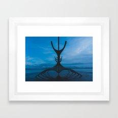 Solfar Framed Art Print