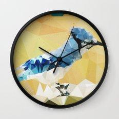 Arctic Bird! Wall Clock
