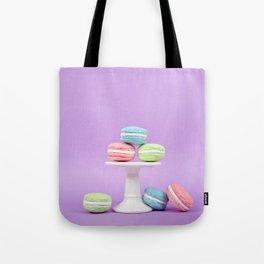 Macaron Sweet Treats Tote Bag