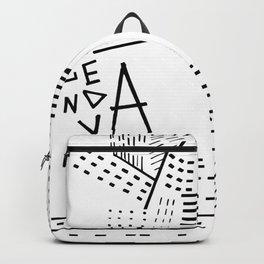 Genova by Lisi Badia & ShowUsYourType Backpack