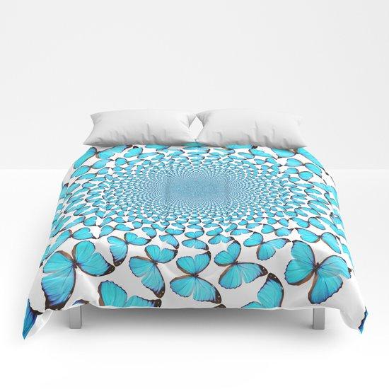 Butterfly Rhapsody Comforters