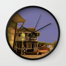 Tattoo Kauaii Wall Clock