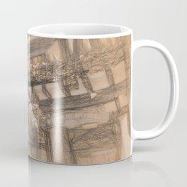 English Pub da Vinci Coffee Mug