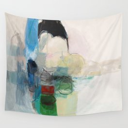Shoulder Width Apart Wall Tapestry