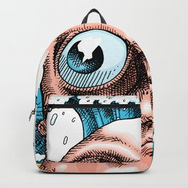 Beach Boy Backpack