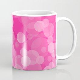 Pink Bubbles 4 Coffee Mug