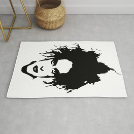 the cure Rug