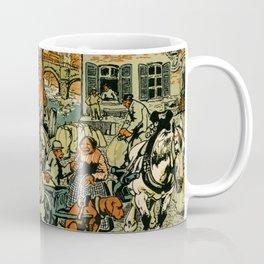 Mechelen Mosselkaai 1900 Coffee Mug
