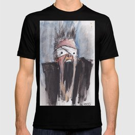 Study of Button Eyes  T-shirt