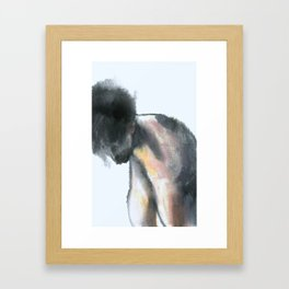 """My Soul"" Framed Art Print"