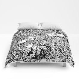 fresh pressed Comforters