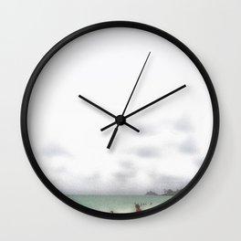 Mer Sea Wall Clock