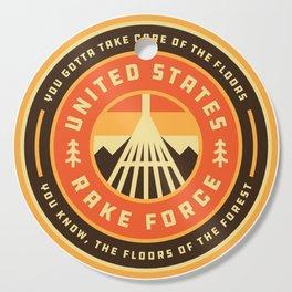RAKE FORCE Cutting Board