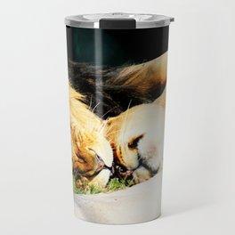 Cat Nap (Jungle Love) Travel Mug