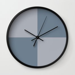 IRIS II x KYANITE Wall Clock