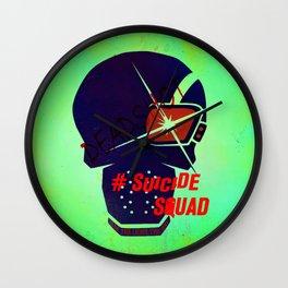 "DEADSHOT ""Suicide Squad"" Wall Clock"