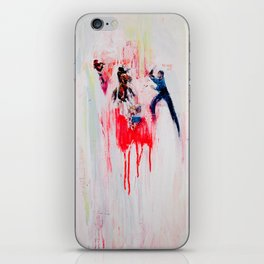 this means war iPhone Skin
