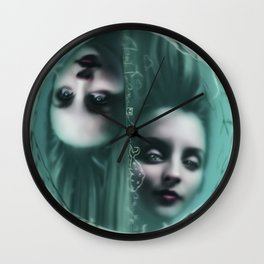 ONDINES Wall Clock