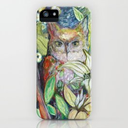 Returning Home to Roost iPhone Case