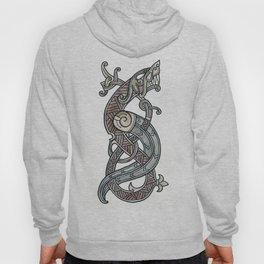 Viking dragon Hoody