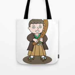 パリジャン侍 Tote Bag