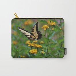 Swallowtail On Lantana Carry-All Pouch