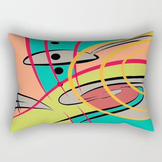 COLOR SPOON Rectangular Pillow